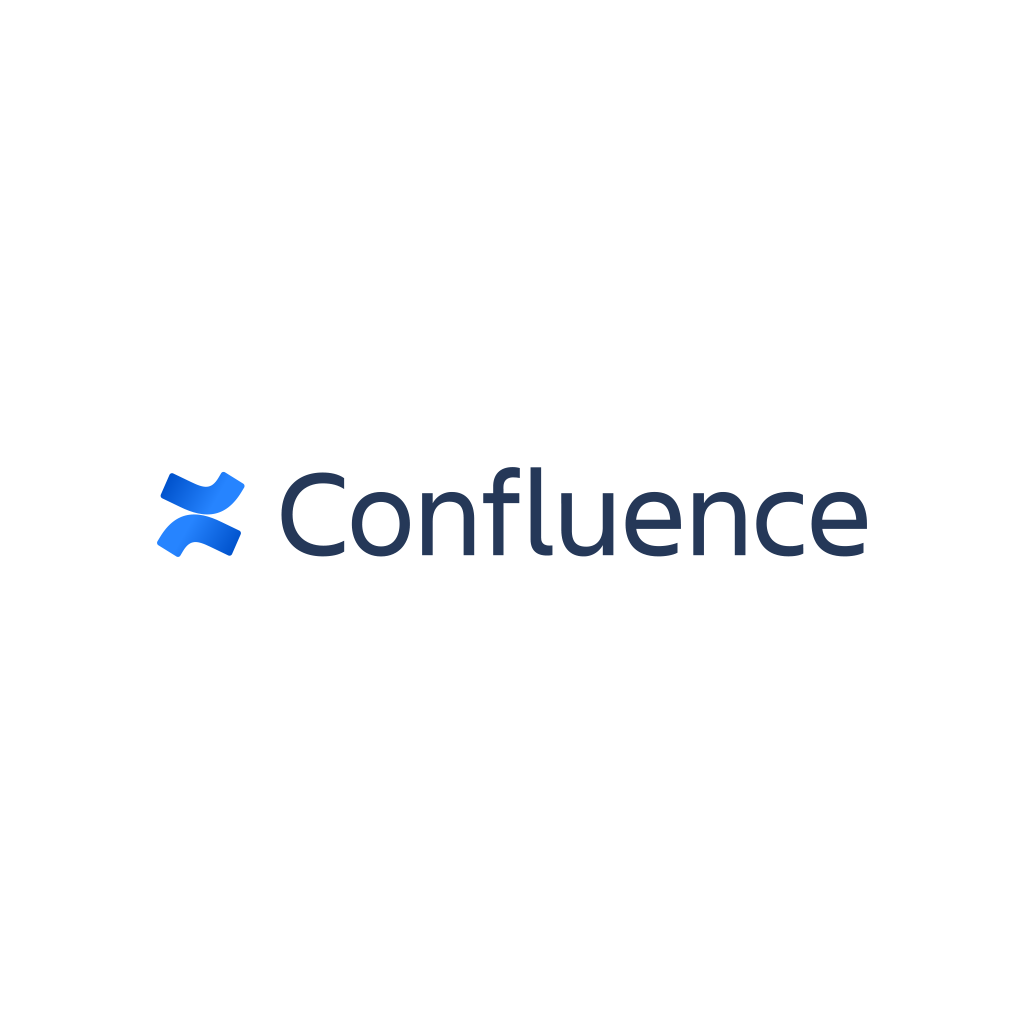 confluence attlassian logo zusammenarbeit collaboration