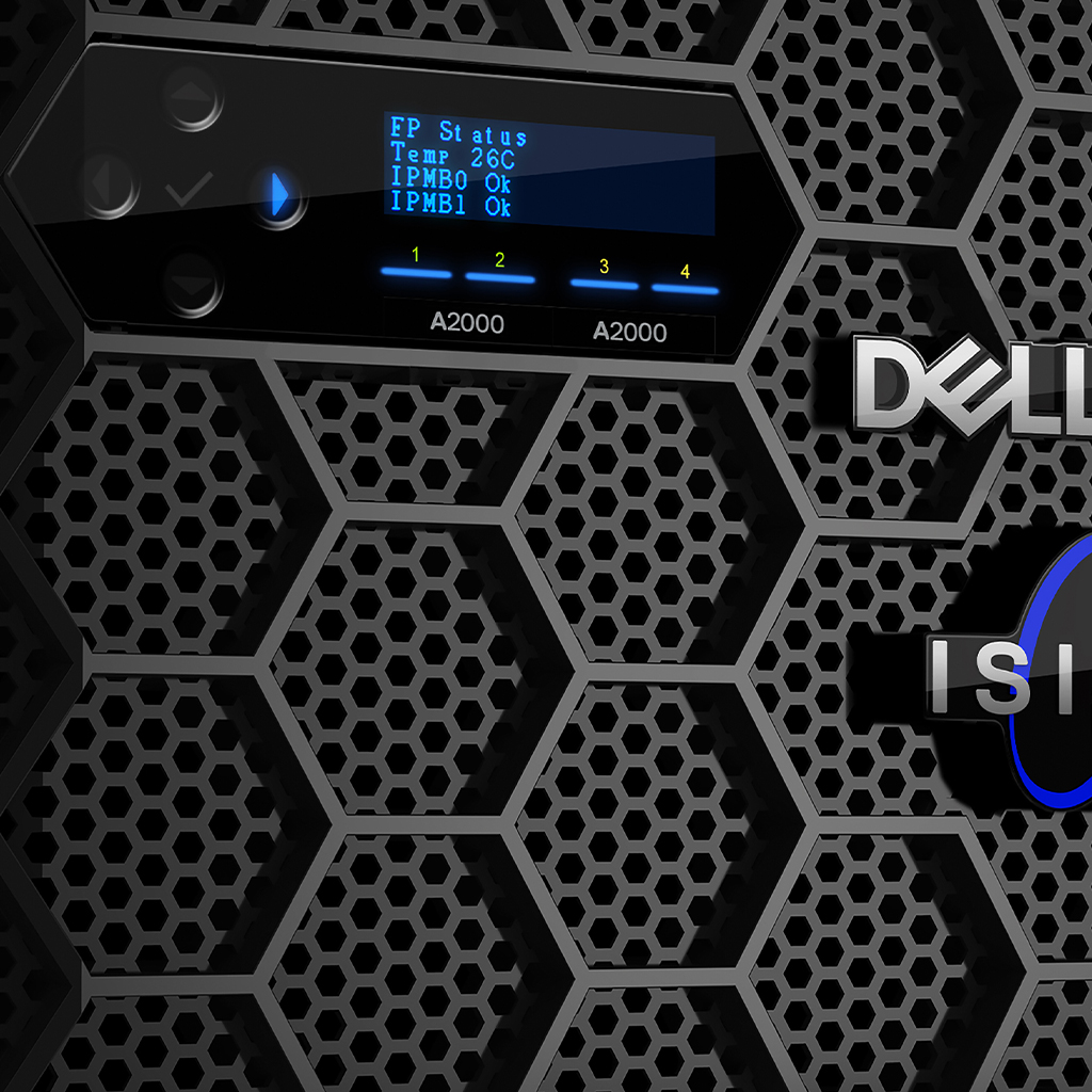 dell nas network attached storage