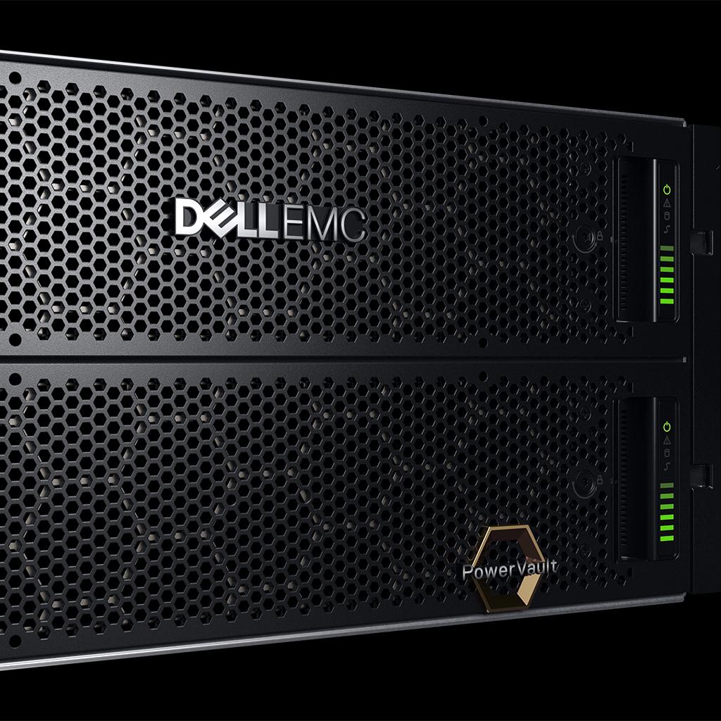 dell storage server speicher
