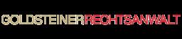 logo rechtsanwalt goldsteiner